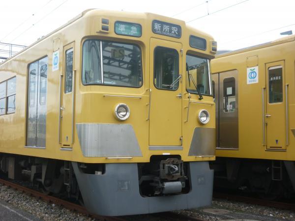 2013-08-24 西武2403F 準急新所沢