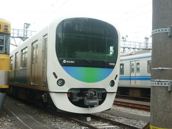 2013-08-24 西武32105F