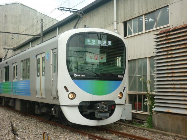 2013-08-24 西武32106F 準急豊島園