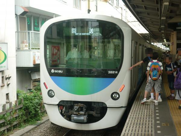 2013-08-24 西武38114F 回送1