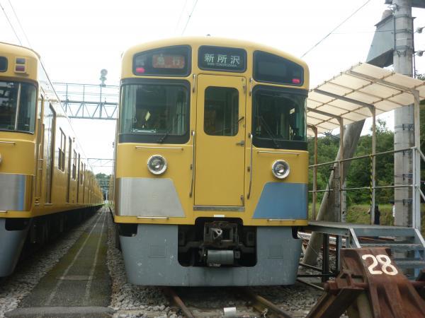 2013-08-24 西武N2000系 急行新所沢