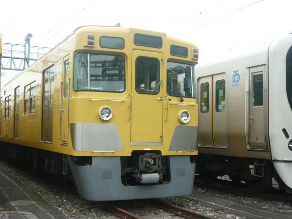 2013-08-24 西武旧2000系