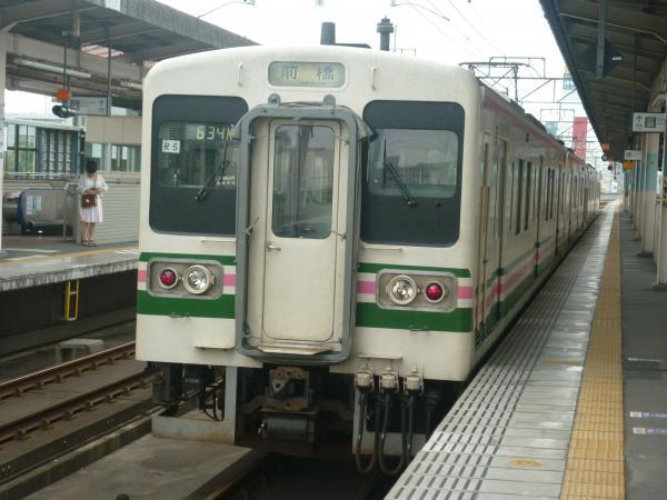 2013-08-25 髙タカ107系 前橋行き