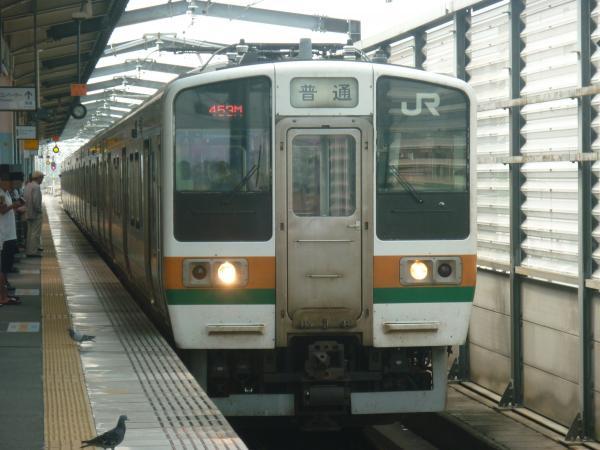 2013-08-25 髙タカ211系 小山行き
