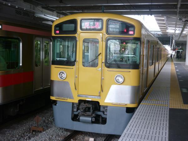2013-08-26 西武2083F 回送