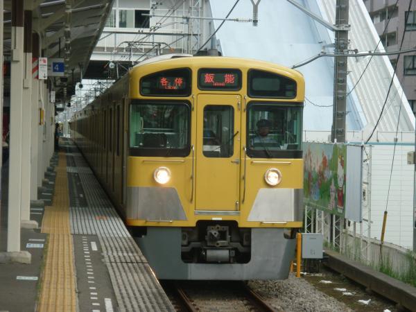 2013-08-26 西武2089F 各停飯能行き