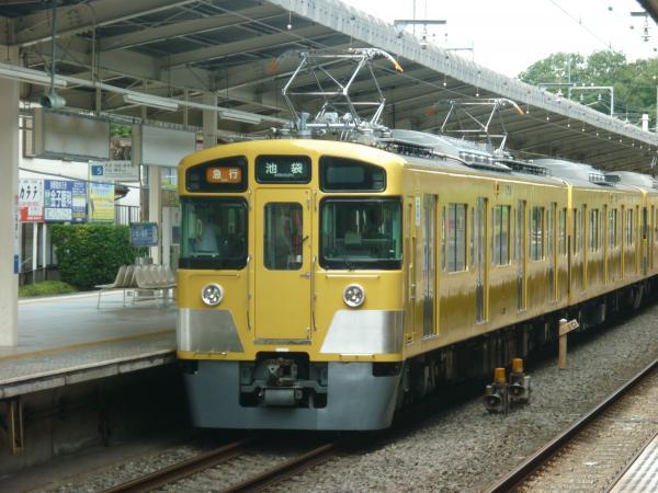 2013-08-26 西武2455F+2091F 急行池袋行き