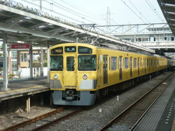 2013-08-26 西武2461F+2075F 急行池袋行き