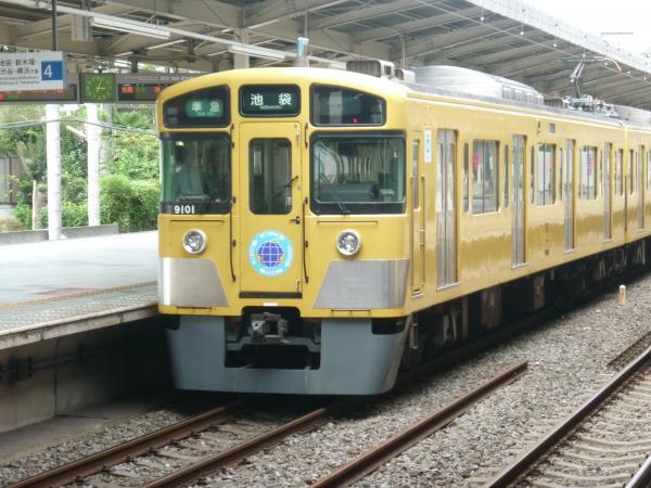 2013-08-26 西武9101F 準急池袋行き