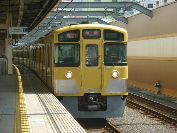 2013-08-29 西武2087F 各停飯能行き1