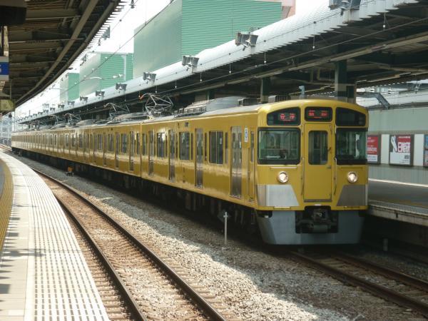 2013-08-29 西武2097F 各停飯能行き2