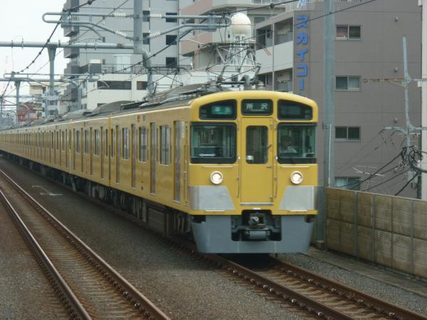 2013-08-29 西武2459F+2077F 準急所沢行き