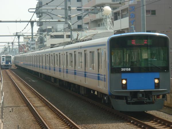 2013-08-29 西武20158F 回送