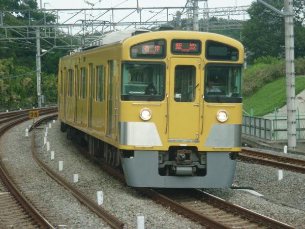 2013-08-30 西武2085F 各停飯能行き2