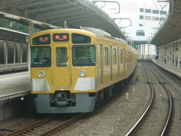 2013-08-30 西武2085F 各停飯能行き3