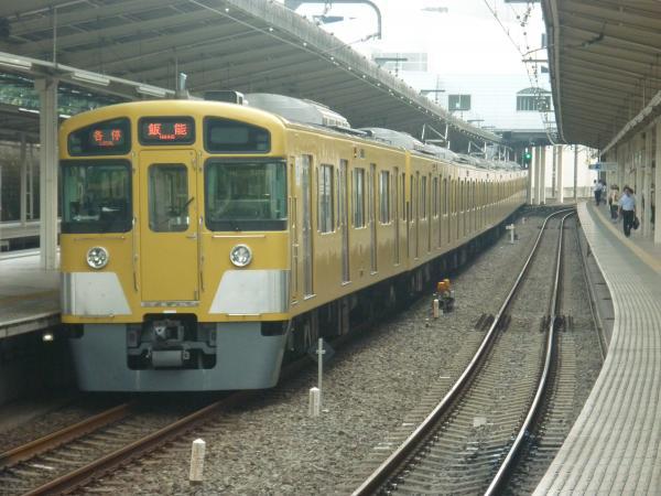 2013-08-30 西武2085F 各停飯能行き4