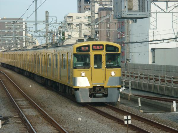 2013-08-30 西武2087F 各停豊島園行き1