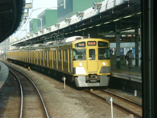 2013-08-30 西武2097F 各停豊島園行き