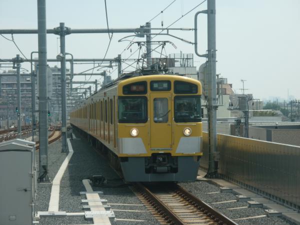 2013-08-30 西武2457F+2501F+2503F 急行飯能行き1