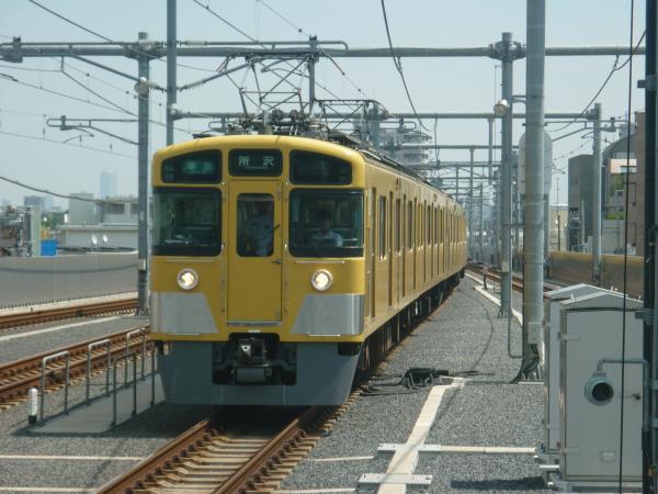 2013-08-30 西武2459F+2077F 準急所沢行き