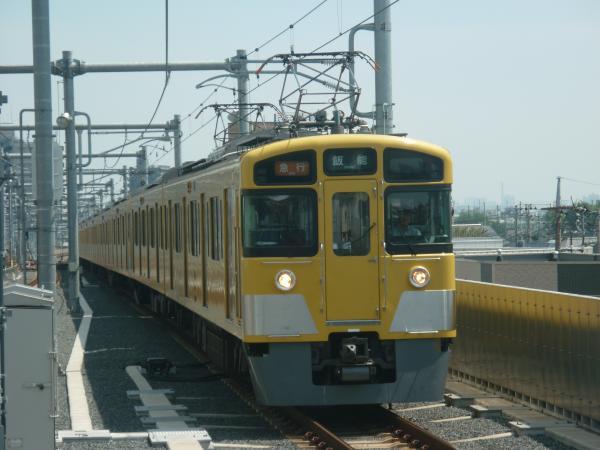 2013-08-30 西武2463F+2079F 急行飯能行き