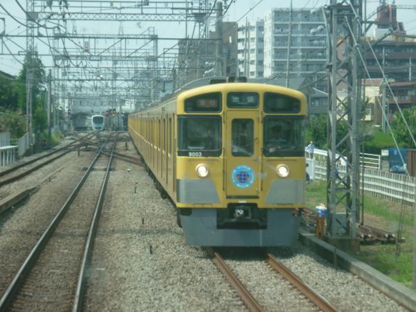 2013-08-30 西武9103F 急行池袋行き