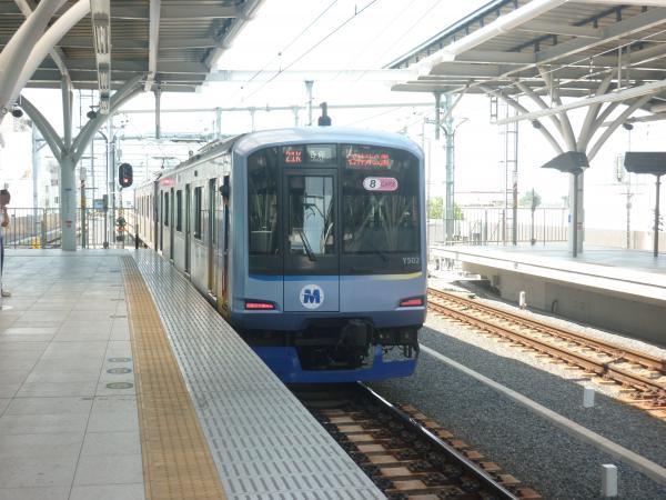 2013-08-30 横高Y512F 各停石神井公園行き2