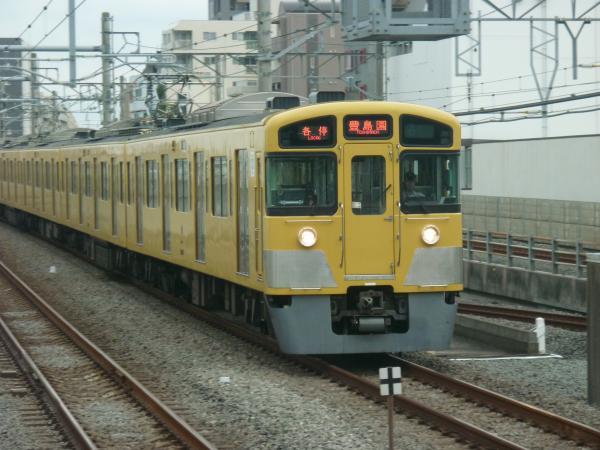 2013-09-14 西武2087F 各停豊島園行き1