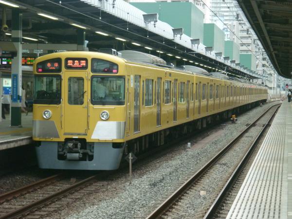 2013-09-14 西武2087F 各停豊島園行き2