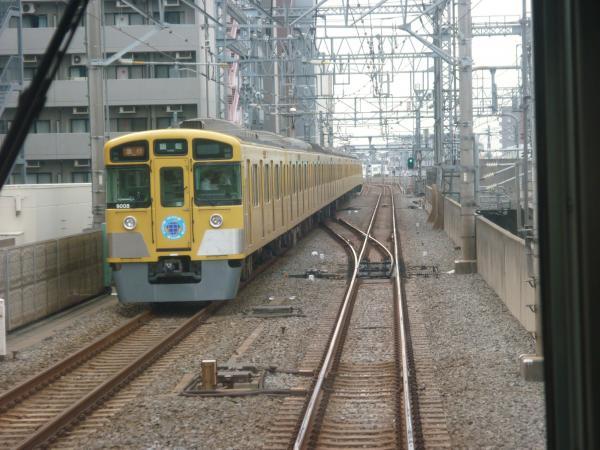 2013-09-14 西武9108F 急行飯能行き1