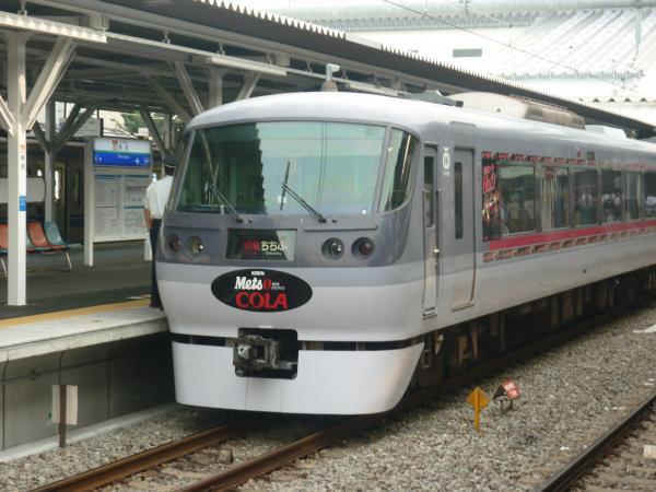 2013-09-14 西武10107F 特急西武秩父行き