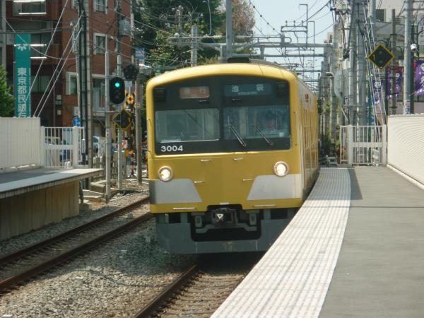 2013-08-29 西武3003F 急行池袋行き