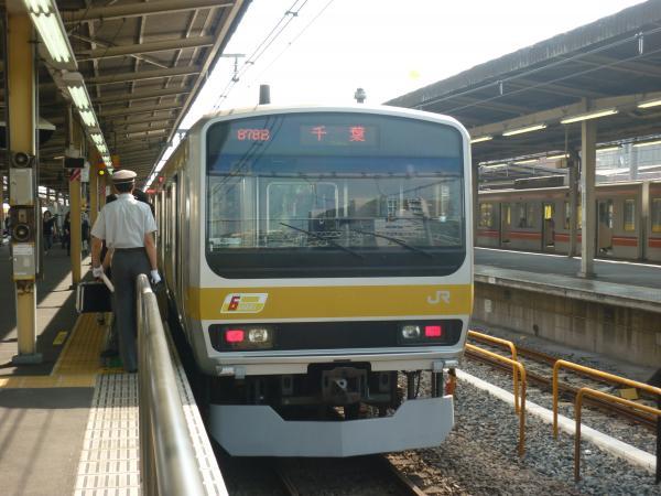 2013-09-21 中央・総武線E231系ミツB39編成 千葉行き3