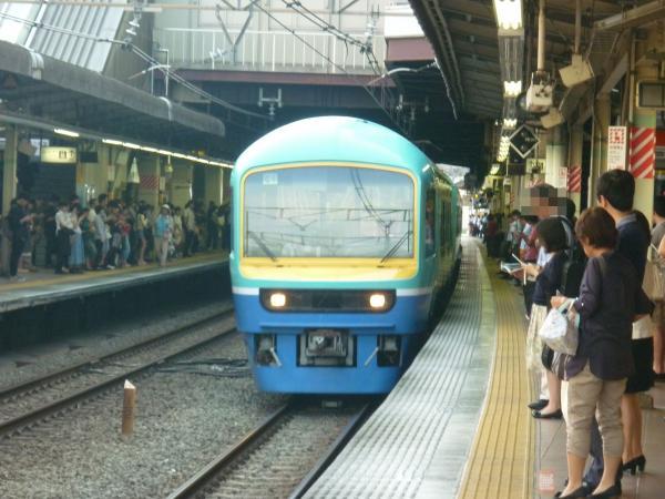 2013-09-21 臨時電車 お座敷山梨ぶどう狩り号