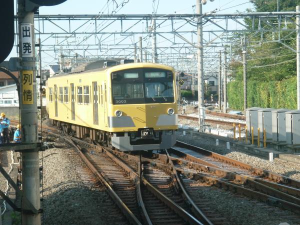 2013-08-19 西武3003F 回送