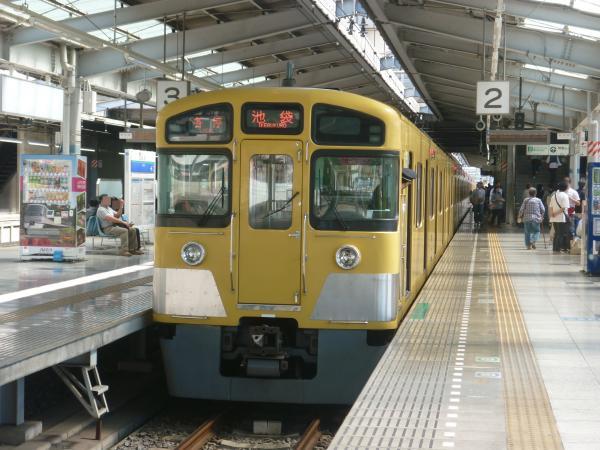 2013-09-28 西武2085F 各停池袋行き