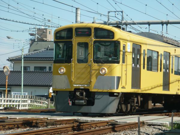 2013-09-28 西武2089F 回送1