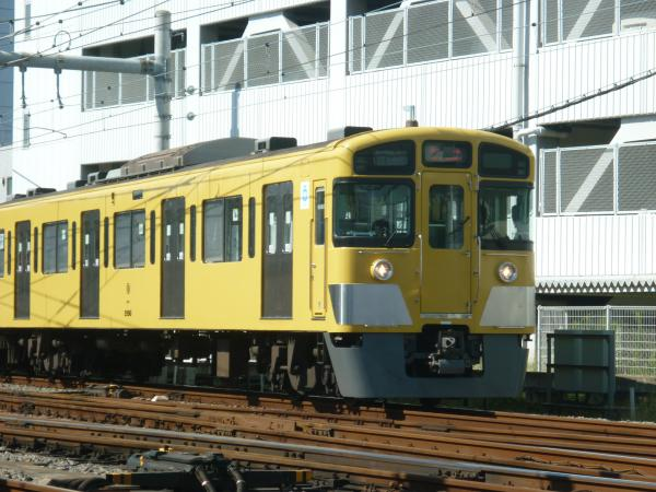 2013-09-28 西武2089F 回送2