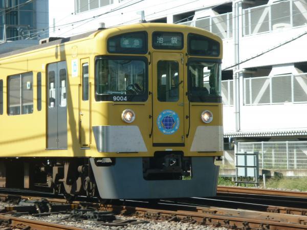 2013-09-28 西武9104F 準急池袋行き1