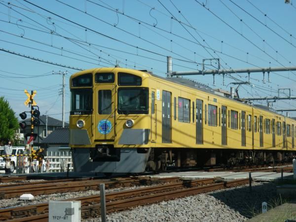 2013-09-28 西武9104F 準急池袋行き2