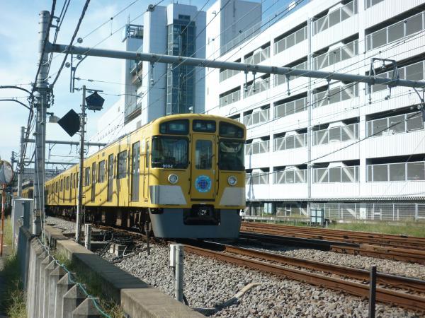 2013-09-28 西武9104F 準急飯能行き2