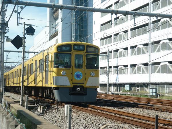 2013-09-28 西武9106F 準急飯能行き2