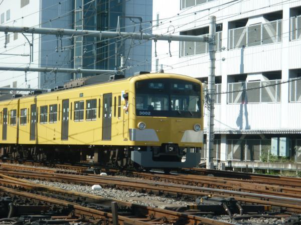 2013-09-28 西武3001F 各停飯能行き5