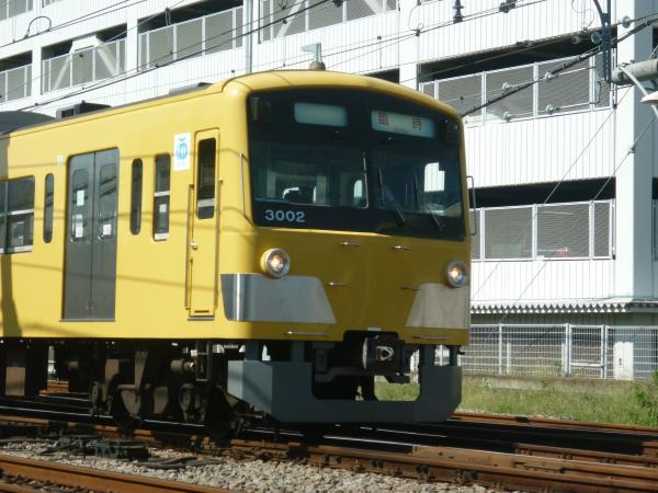 2013-09-28 西武3001F 臨時5