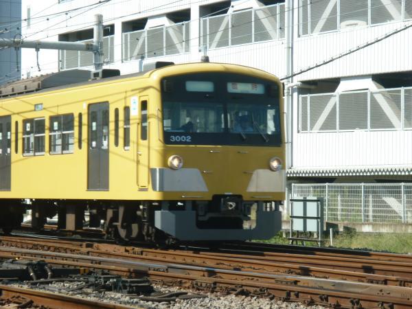 2013-09-28 西武3001F 臨時7