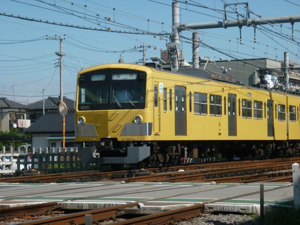 2013-09-28 西武3001F 臨時8