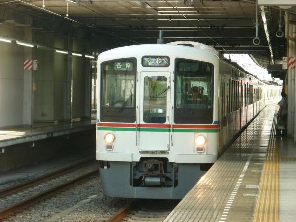 2013-09-28 西武4011F 各停西武秩父行き2