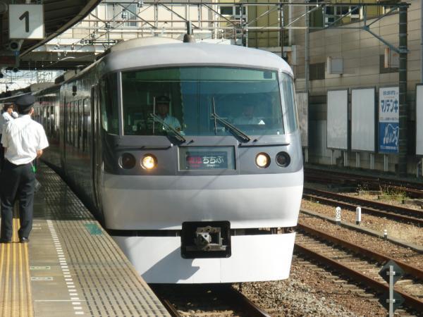 2013-09-28 西武10102F 特急池袋行き1