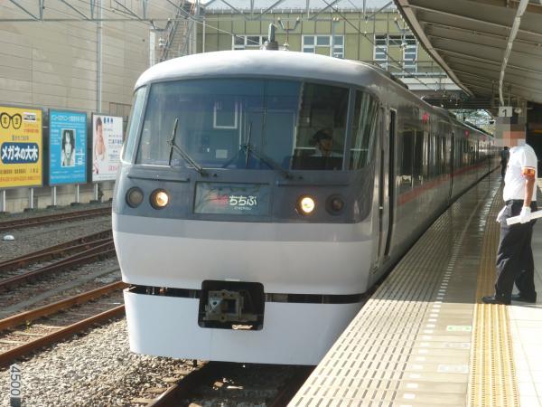 2013-09-28 西武10102F 特急池袋行き2