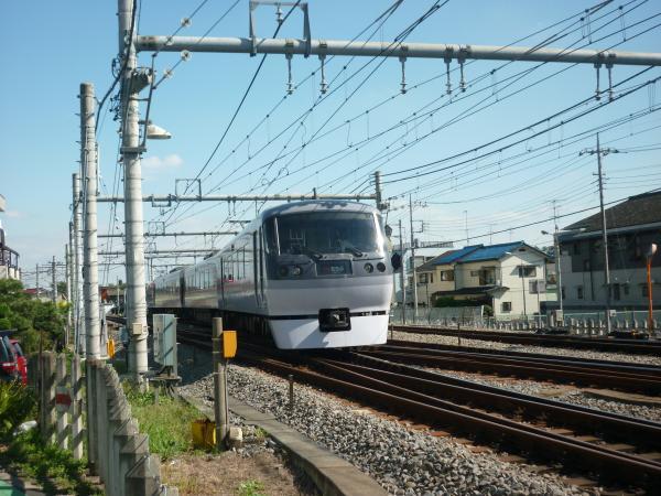 2013-09-28 西武10111F 特急池袋行き4